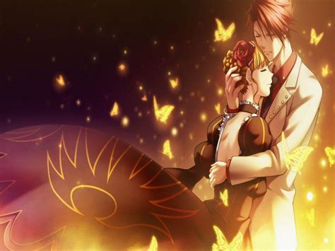 wallpaper anime couple hd wallpapers anime couple wallpaper cave
