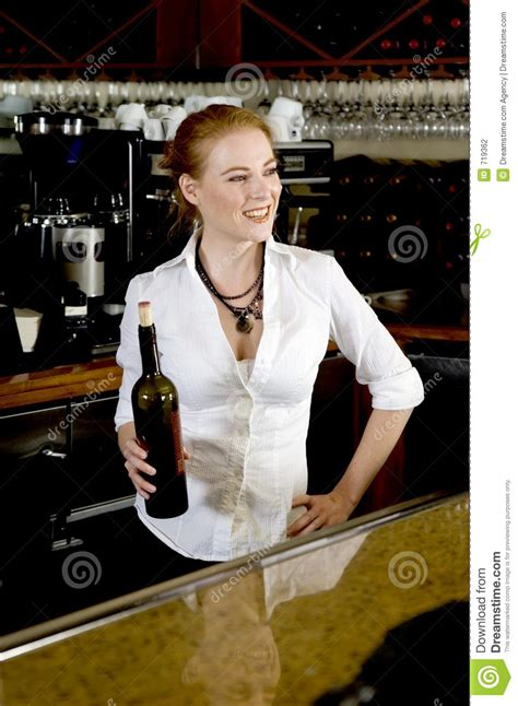 bartender photography pretty bartender stock photography image 719362