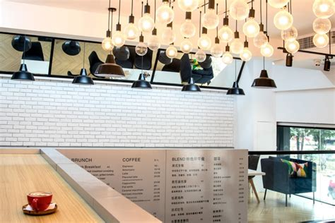 coffee shop design principles blend coffee bar by kostandian shenzhen china 187 retail