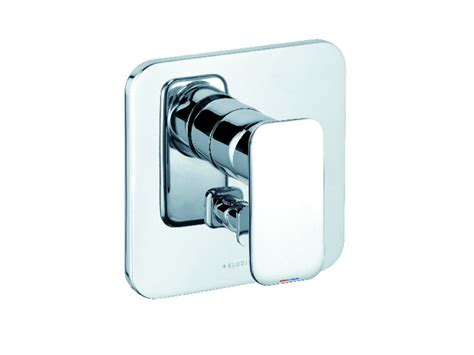 single lever bath shower mixer kludi gmbh co kg concealed single lever bath and shower mixer