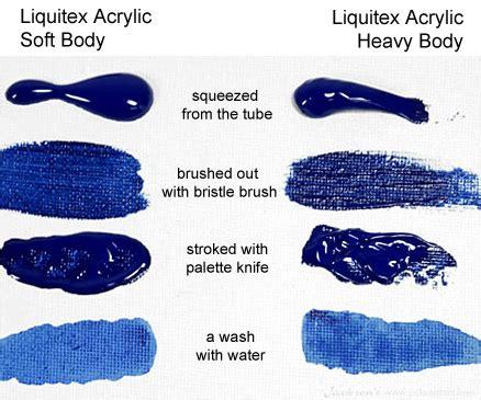 acrylic painting brush techniques liquitex soft acrylics jackson s