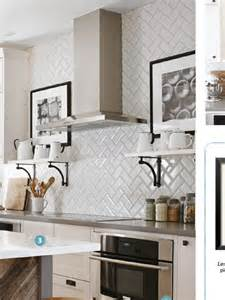 Kitchen Backsplash Subway Tile Patterns by 17 Best Ideas About Herringbone Subway Tile On Pinterest