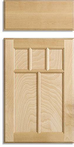 plain panel cabinet door styles from kitchen magic refacers