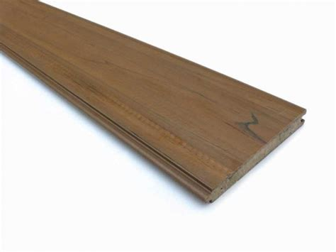 recycled plastic synthetic wood cladding tg   mm