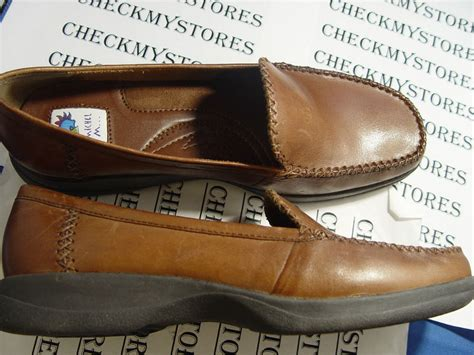 Handcrafted Leather Shoes - nib michel m handcrafted leather shoes comfort durable