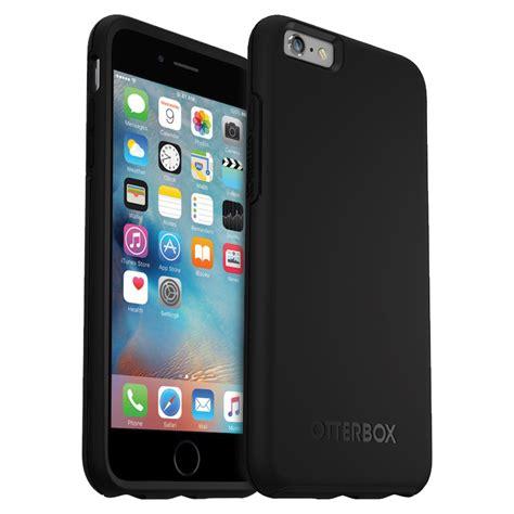 otterbox symmetry apple iphone 6s plus black