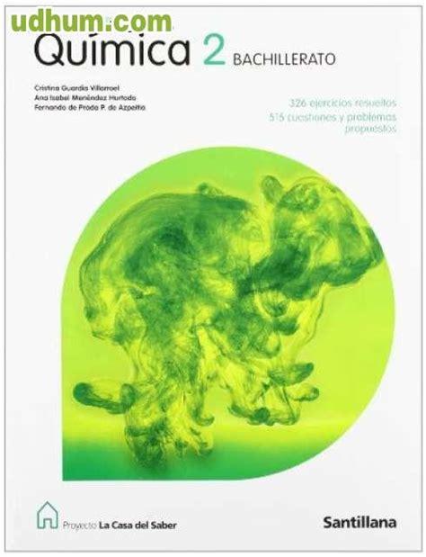 biologa 2 bach vendo libro de qu 205 mica 2 bach santillana