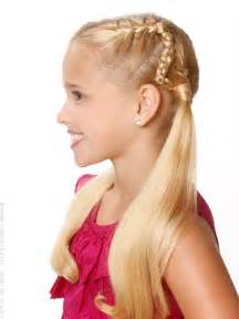 Hairstyle For Kids Girls by Hairstyles For Little Girls Trendy Mods Com