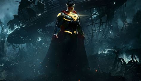 Injustice Second injustice 2 tops uk charts for a second week vg247