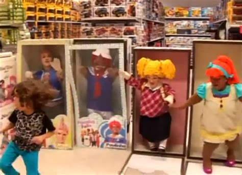 black doll prank evil living doll prank because scaring is always