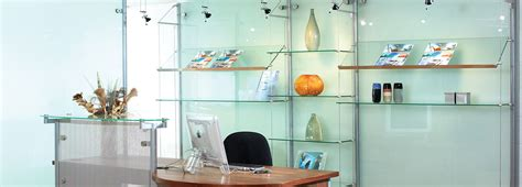 glass display cabinet manufacturer  bespoke shop