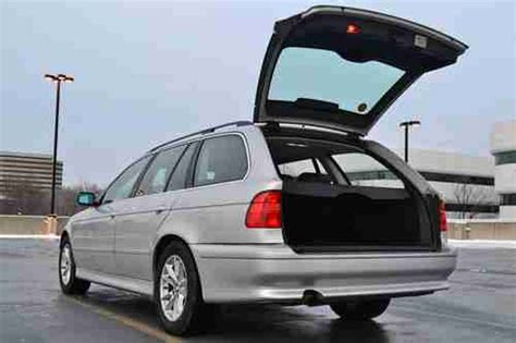 used bmw ta sell used 2003 bmw 525ita ta station wagon in chicago