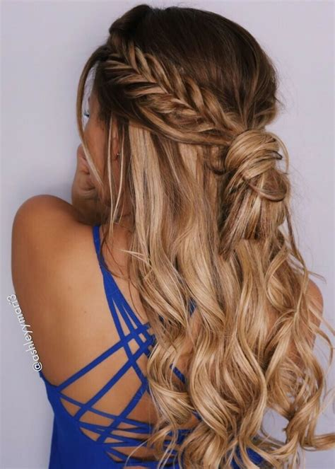Hairstyle Ideas by 25 Stylish Soft Braided Hairstyles Ideas 2018 2019