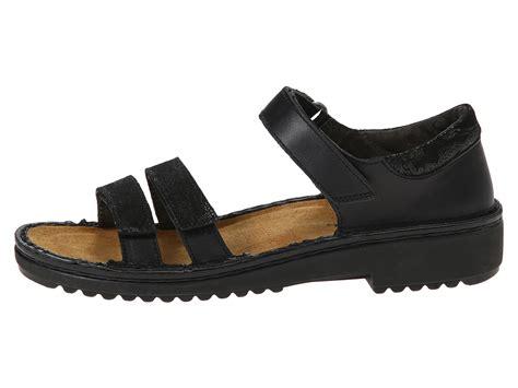 Sandal Pria Goddness Arch Sintetis Black naot footwear carlotta black leather black lace nubuck zappos free shipping both ways