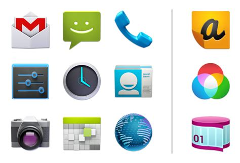 android app icons launcher icons android developers