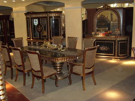 Middle Eastern Dining Room by Middle Eastern Style Solid Wood Dining Room Dws 9100 Id 4474625 Product Details View Middle