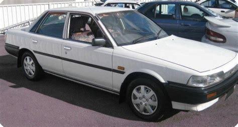 1987 Toyota Value Toyota Camry 1987 1992 Aerpro