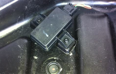 spare tire doesnt  tpms    receiver     trunk mbworldorg forums