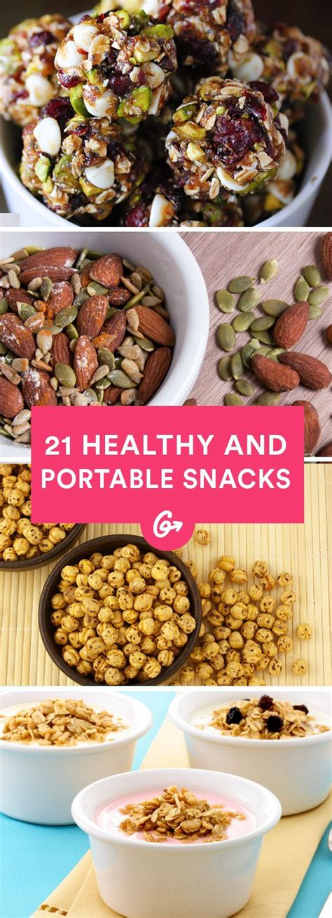 Energy Boosting Snacks by 21 Healthy And Portable Energy Boosting Snacks Bring