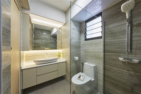 hdb bathroom design