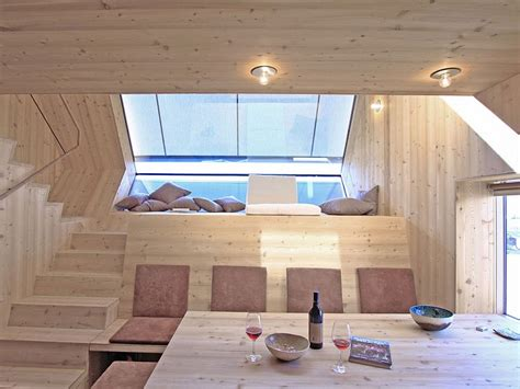 inside the bedroom exclusive tiny mountain cabin promises a picture perfect