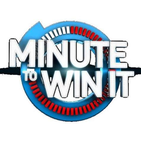 minute to win it minute to win it