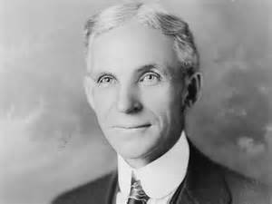Who Was Henry Ford Henry Ford