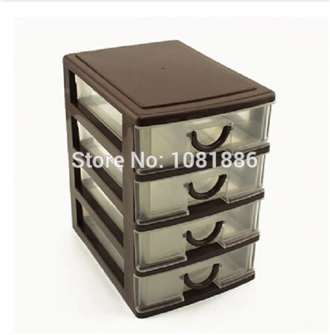 Small Plastic Storage Boxes With Drawers by Small Plastic Drawer Office Layer Drawer Storage Desktop
