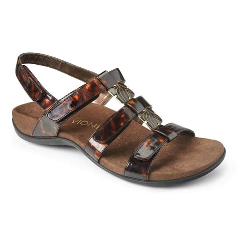 orthaheel sandals on sale vionic s adjustable slide sandal orthaheel