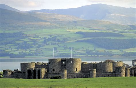 Anglesey Wales beaumaris castle castles