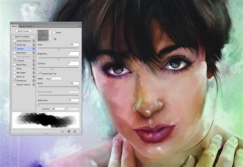 tutorial smudge brush painting photoshop brush tool professional tips and tricks