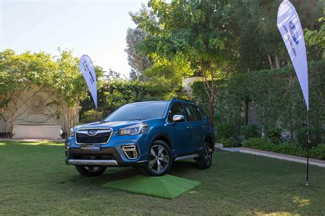 2019 Subaru Forester Debut by All New 2019 Subaru Forester 174 Debuts In Bahrain Bahrain