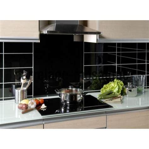cuisine carrelage noir credence cuisine verre laque carrelage 60 x 60 cm noir