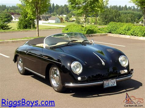 porsche replica 1957 porsche 356a speedster replica factory built by