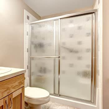 Clean Shower Door Tracks How To Clean Shower Door Tracks Merry