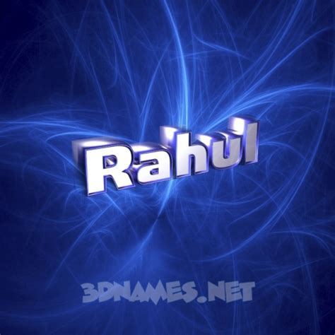 17 3d name wallpaper images for the name of rahul