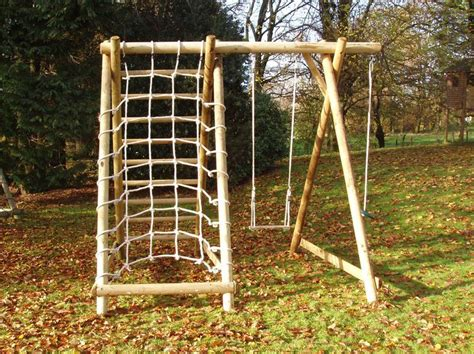 cargo net for swing set 67 best images about climbing frames etc on pinterest