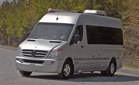 Mercedes Airstream Car And Driver