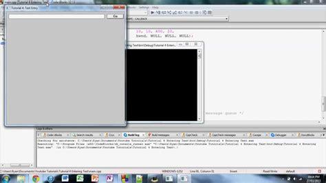 tutorial windows fx 5 windows h c tutorial 5 creating a text field and