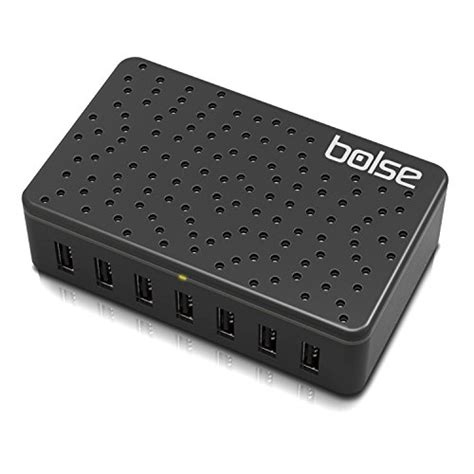 Charger Usb Samsung Power Deskop Charger Usb 5 Port 40w 8a bolse 174 60w 12 7 port fast charging usb wall desktop charging station with smartic