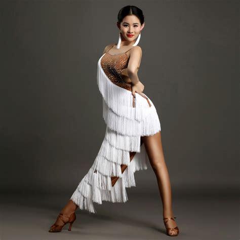 Rumbe Dress aliexpress buy white tassel dress