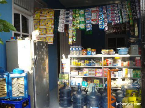 toko kelontong rumahan toko kelontong kecil santobobi