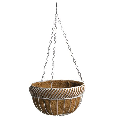 Coconut Planter Liners by Austram Venetian Hanging Planter With Coconut Liner 14