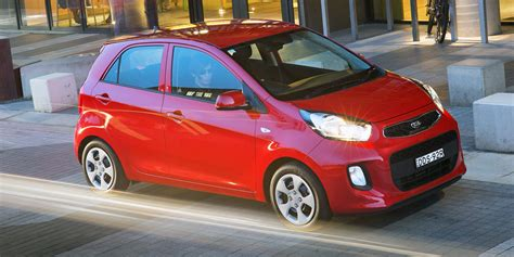 Price Kia Picanto 2016 Kia Picanto Pricing And Specifications Photos 1 Of 18