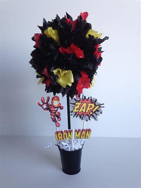 Iron Man Super Hero  Ee  Birthday Ee    Ee  Party Ee   De Ion By