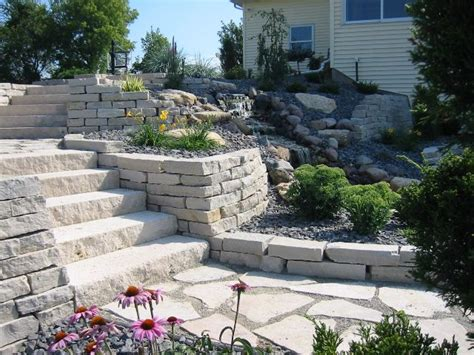 How Landscaping Services Green Bay Wi Design Outdoor Kitchen Rock Garden Green Bay Wi