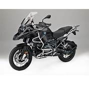 2017 BMW R1200GS Adventure Triple Black Looks Sleek
