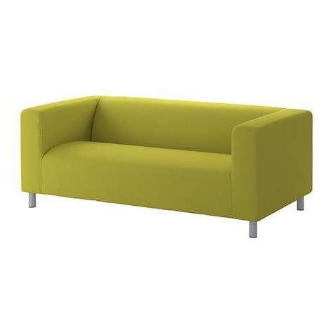 Klippan Sofa Bezug by Klippan Bezug 2er Sofa Dansbo Gelbgr 252 N Ikea