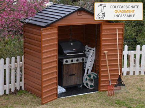 abri de jardin polycarbonate abri de jardin polycarbonate quot toit translucide quot 2 39m 178 60291 60292