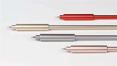 with pen and pencil its and literature its and business classic reprint books a space grade pen pencil hybrid for minimalists design milk